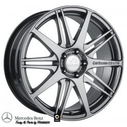 Carlsson Felgen Felgensatz 1/10 TE 8,5 x 18 / 9,5 x 15 Mercedes Benz C-Klasse