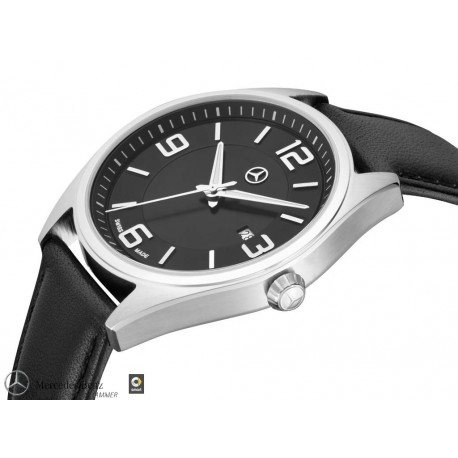 Original Mercedes Benz Armbanduhr Herren Business Automatik