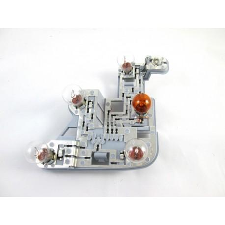 Original Mercedes-Benz Lampenträger Lampenfassung inkl. Glühbirnen C-Klasse Limousine W204 rechts