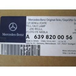 Original Mercedes Benz 3. Bremsleuchte V-Klasse 639 Vito / Viano
