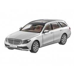 Mercedes Benz E-Klasse, T-Modell, iridiumsilber, iScale, 1:18
