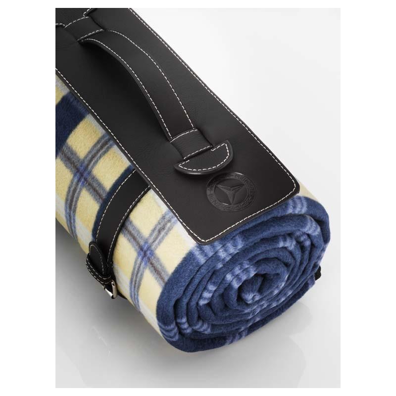 Original mercedes benz picknickdecke camping ausflug for Mercedes benz original