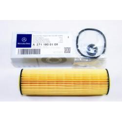 Original Mercedes Benz Ölfilter Filter Filtereinsatz A2711800109 für Motor M271