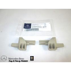 Original Mercedes-Benz Halter Verriegelung Laderaumabdeckung A-Klasse 169 / B-Klasse 245 beige