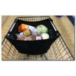 Faltbare Einkaufswagentasche Einkaufswagen-Tasche Shopping Bag Shopper
