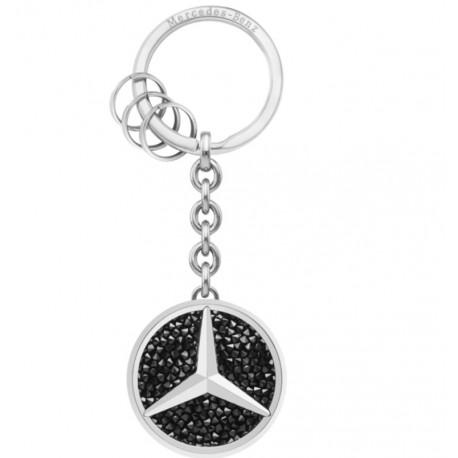 Schlüsselanhänger, St. Tropez, schwarz - Original Mercedes-Benz