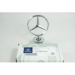 Original Mercedes-Benz Stern Aufsteller C E-Klasse W204 W205 W211 W212 W221 W222