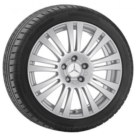 Felgensatz 207 E Klasse 16 Zoll 7,5 J x 16 ET 45 Original Mercedes-Benz