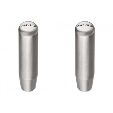 2x Original Mercedes-Benz AMG Tür Pin Knopf W205 C205 W213 X166 W166 X253