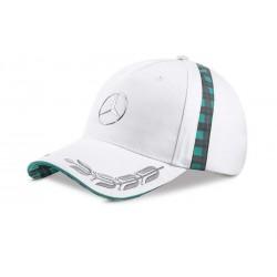Original Mercedes-Benz Cap Heritage Basecap Baseballmütze weiß Damen