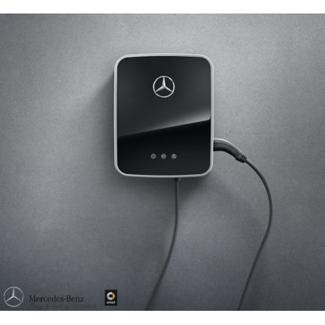 Mercedes-Benz Wallbox mit festem Ladekabel / Elektro- und Hybride 11KW - Typ2