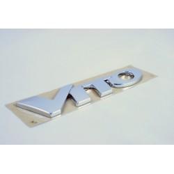 Original Mercedes-Benz Vito Klebeschild Schriftzug für Heckklappe selbstklebend Chrom