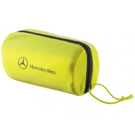 Original Mercdedes-Benz Warnweste ,kompakt, Europa-Norm EN ISO 20471, mit Stofftasche