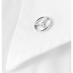 Original Mercedes-Benz Pin, Anstecker, Stern Für Hemd oder T-Shirt