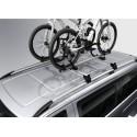 Original Mercedes-Benz Relinggrundträger Grundträger, zwei Querbrücken Alu/Stahl