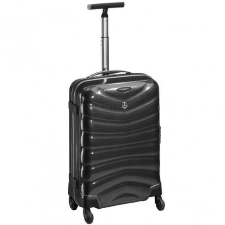 Original Mercedes-Benz Samsonite Koffer Reisekoffer, Spinner 55 charcoal, Curv®