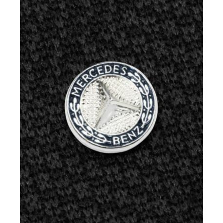 Original Mercedes-Benz Pin, Anstecker, Stickpin, Stern Für Hemd oder T-Shirt
