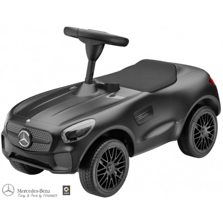 original mercedes benz kinderrutscher bobby car amg gt ab 18 monaten hammer store mercedes. Black Bedroom Furniture Sets. Home Design Ideas