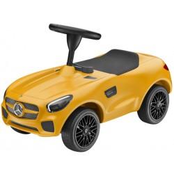Original Mercedes-Benz Kinderrutscher, Bobby Car AMG GT S ab 18 Monaten gelb