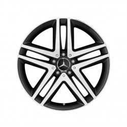 Felgensatz Vito, V-Klasse Rad Felge 19 Zoll glanzgedreht Original Mercedes-Benz