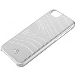 Original Mercedes-Benz Hülle Case für iPhone 7 / iPhone 8 alubeam, Kunststoff x