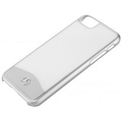 Original Mercedes-Benz Hülle Case für iPhone 7 / iPhone 8 Kunststoff / Aluminium
