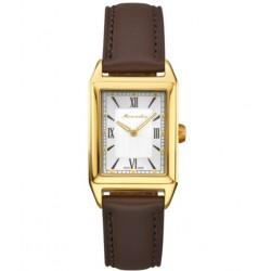 Original Mercedes-Benz Armbanduhr, Classic goldfarben, PVD beschichte