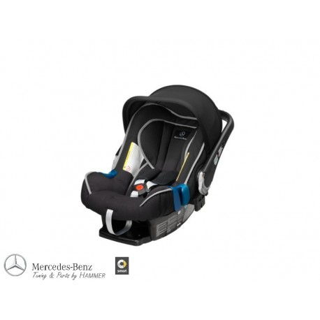 Original Mercedes-Benz Kindersitz Babyschale Babysafe plus II AKSE