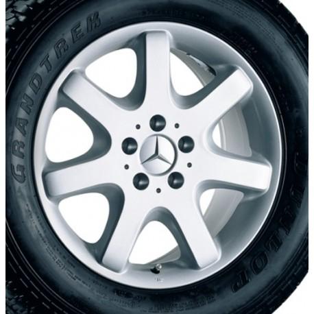 Original Mercedes-Benz Felge M-Klasse W163 7-Loch-Rad - 17 Zoll 8,5 J x 17 ET 52