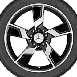 Original Mercedes-Benz Felge E-Klasse W212, 5-Speichen-Rad, 18 Zoll 9 J x 18 ET 54