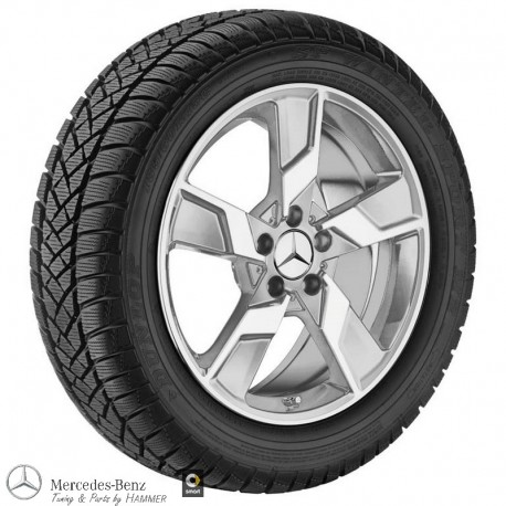 Original Mercedes-Benz 5-Speichen-Felge 18 Zoll 8,5 J x 18 ET 48 - E-Klasse W212