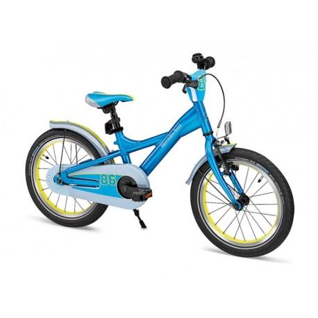 "Original Mercedes-Benz Kinderfahrrad Kids Bike blau Aluminium 16"" Zoll"
