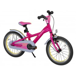 "Original Mercedes-Benz Kinderfahrrad Kids Bike pink Aluminium 16"" Zoll"
