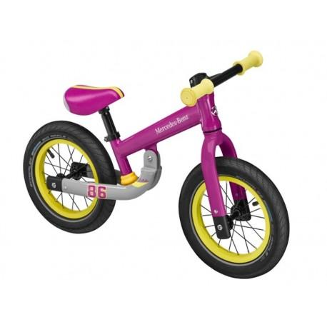 "Original Mercedes-Benz Laufrad Lernlaufrad Aluminium pink 12"" Zoll"