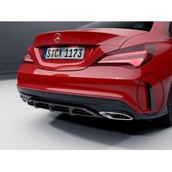 Original Mercedes-Benz AMG Zusatz-Flics Komplett Satz CLA C117 X117