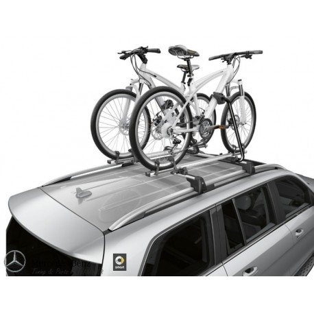 Original Mercedes-Benz Fahrradträger Dachfahrradträger Fahrradhalter