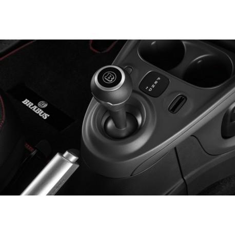 Original smart 453 fortwo & forfour BRABUS Schaltknauf Schalthebel für Automatikgetriebe