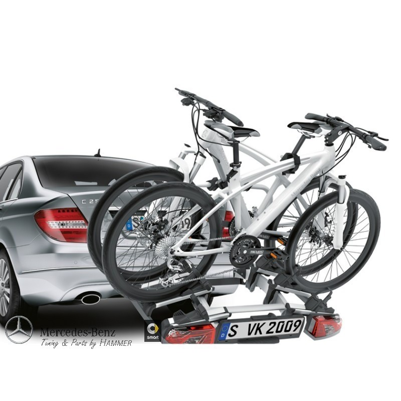 original mercedes-benz heckfahrradträger fahrradträger für