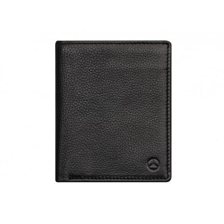 Original Mercedes-Benz Geldbörse Geldbeutel schwarz Rindlede