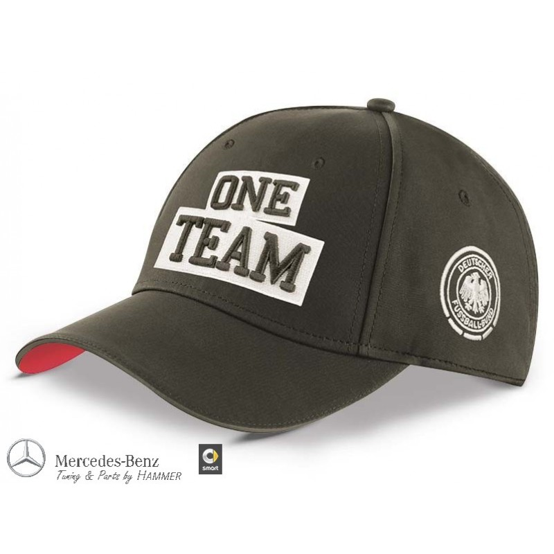 Original mercedes benz basecap cap unisex one team for Mercedes benz hat amazon