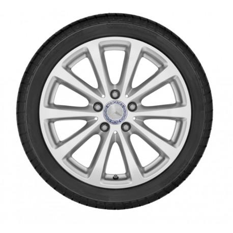 Stahl Komplettrad Mercedes-Benz A-Klasse Typ 169 195/55 R16 Dunlop Winter Sport 3D MO - 01203