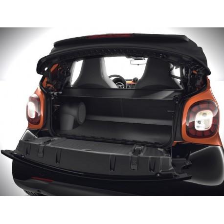 Orig. smart 453 Cabrio Gepäckraumabdeckung Kofferraumabdeckung Laderaumabdeckung