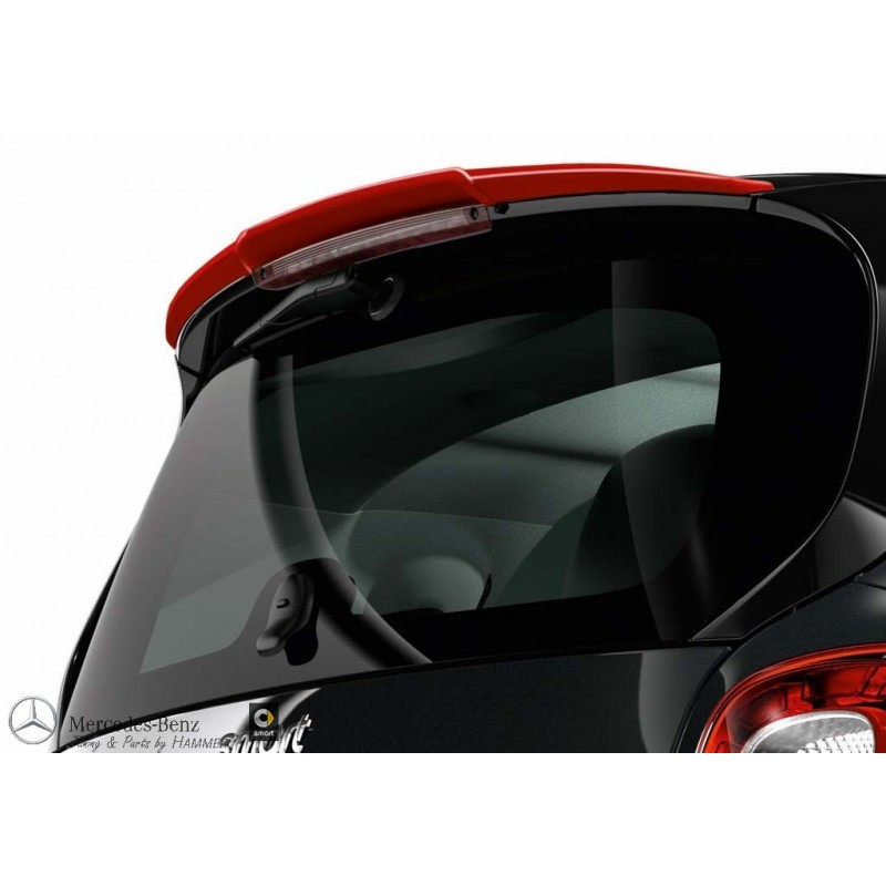 original smart fortwo 453 brabus spoiler a4537900000. Black Bedroom Furniture Sets. Home Design Ideas