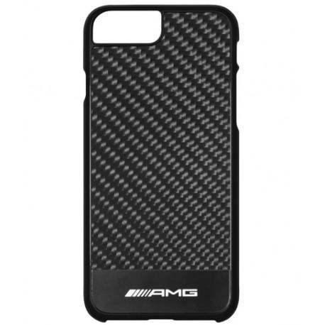 Original Mercedes-Benz AMG Hülle Schutzhülle carbon iPhone 7 Plus iPhone 8 Plus