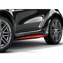 Original smart BRABUS 453 Coupe Cabrio Seitenschweller A4536907800