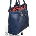 Original Mercedes-Benz Handtasche Fritzi aus Preußen blau