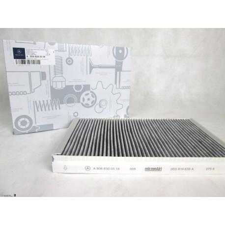 Original Mercedes-Benz Aktivkohlefilter Kombifilter Innenraumfilter Sprinter 906
