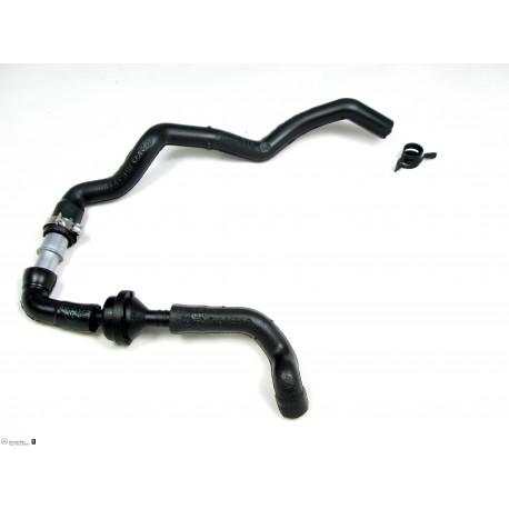 Original Mercedes-Benz Kurbelgehäuseentlüftung Schlauch Set für Motor M271