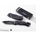 Orig. Mercedes-Benz Unimog Taschenmesser Rescue Klappmesser Messer Arbeitsmesser