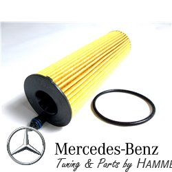 Original Mercedes-Benz Ölfilter für Motor OM654 C-Klasse 205 E-Klasse 213